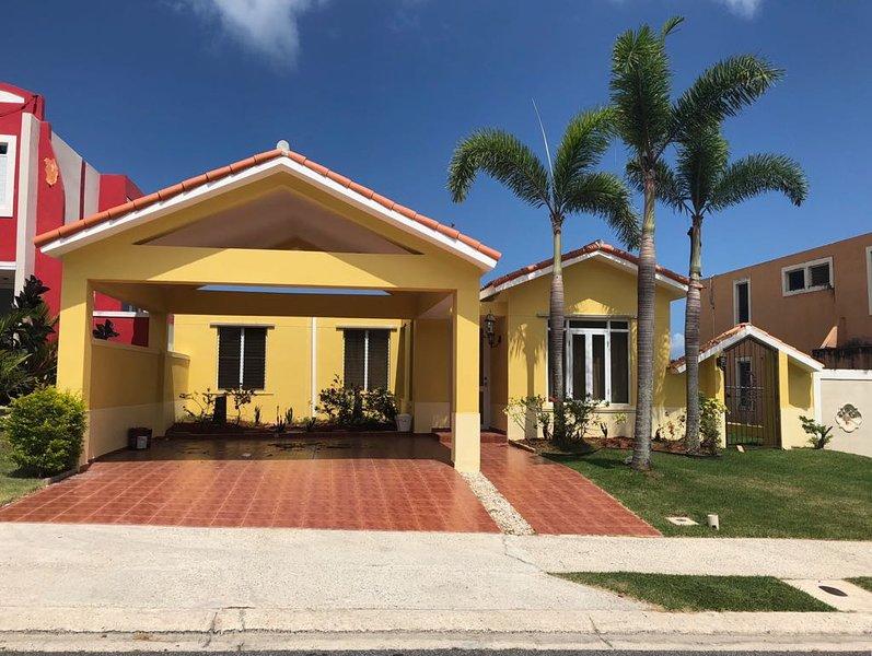 comfort and nice home for vacation, alquiler de vacaciones en Punta Santiago