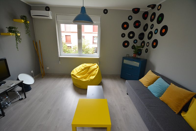 Dorćol Dwellings Vinyl Apartment, holiday rental in Dorcol