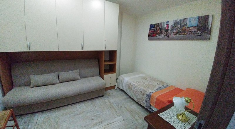 View second bedroom