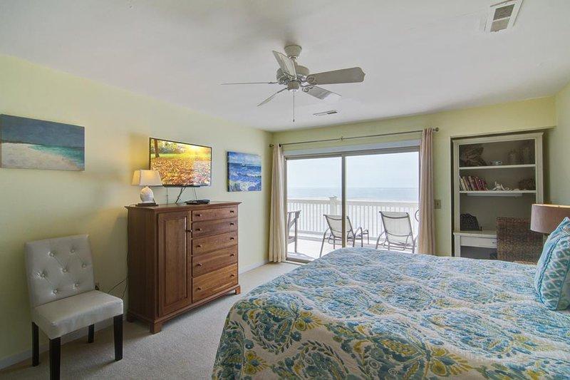 Segundo Master Suite, Alta Vista al mar Nivel