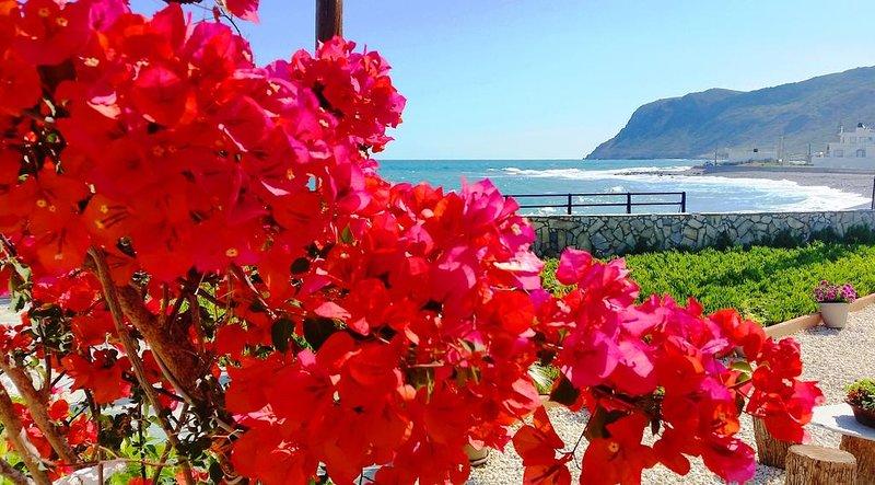 SEA-esta Studio, the sea at your doorstep!, holiday rental in Epano Sisi