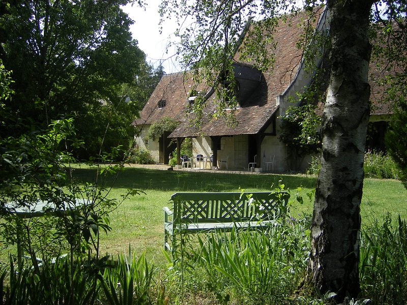 La Butte de l'Epine, chambres d'hôtes en Touraine, holiday rental in Continvoir