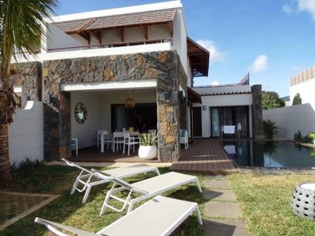 GARDEN HOUSE pour vacances familiales et entre amis, alquiler vacacional en Mont Choisy