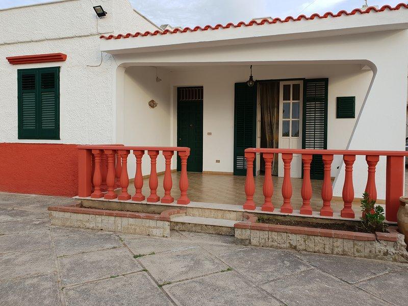 Casa Accetta, holiday rental in Trappeto
