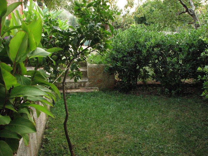 Garden zijaanzicht