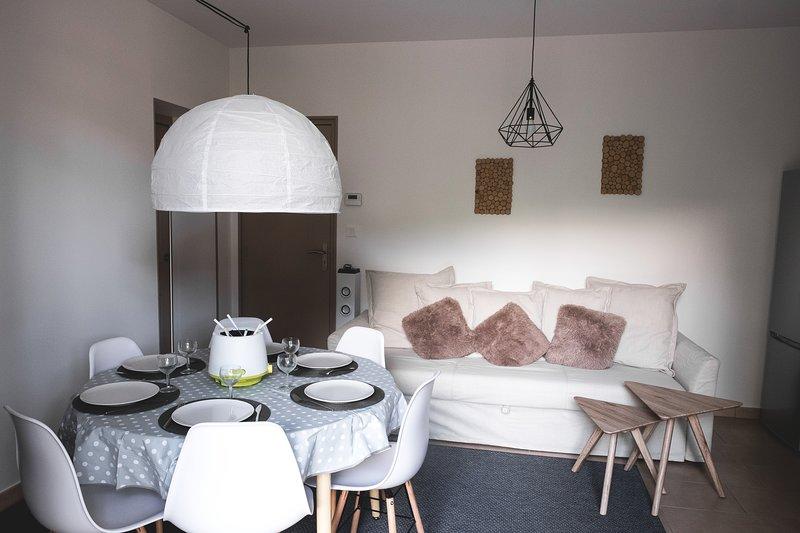 T3- 4 étoiles-terrasse de 30 m²  parking privée- sauna - salle de sport -wifi, location de vacances à Ax-les-Thermes