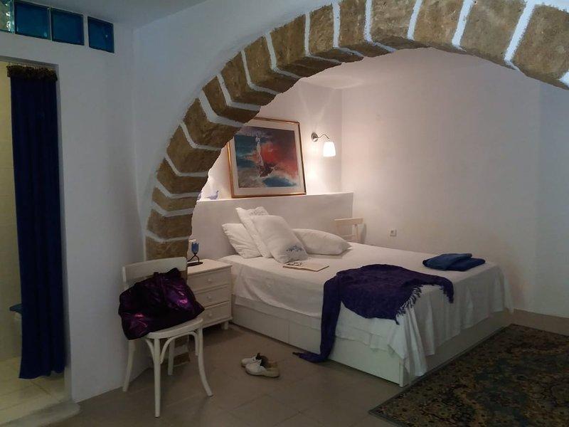 El Apartment, Private House in Old Town, Ground Floor, vakantiewoning in Rhodos