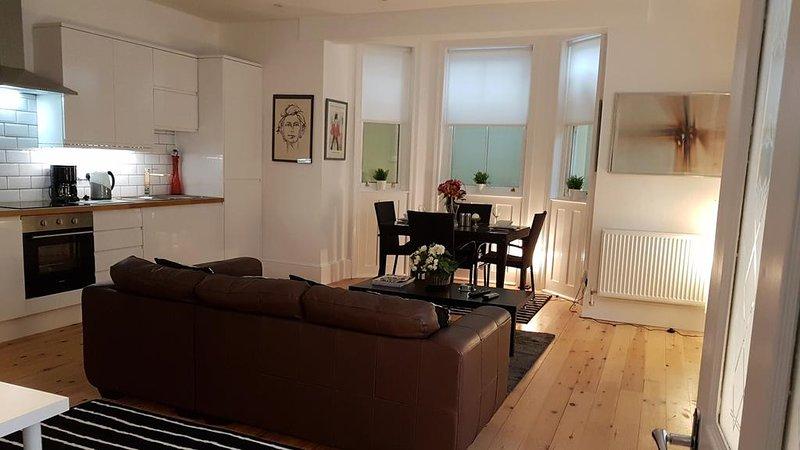 Apartment at Victoria House, 5 Victoria Parade, Ramsgate., location de vacances à Ramsgate