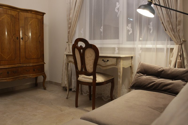 Two rooms apartments with terrace, holiday rental in Paberze