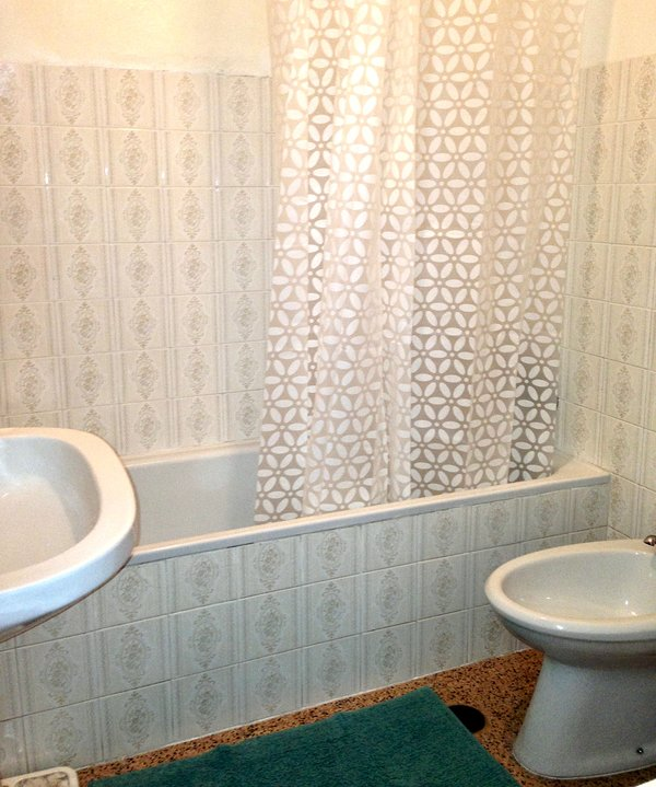 Baño compartido - Coasthouse Raposeira Budget Rooms