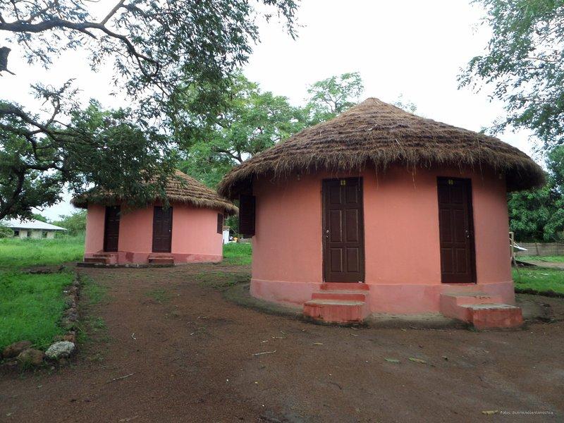 Aparthotel Foroyaa - Buba - Guiné-Bissau, holiday rental in Guinea-Bissau