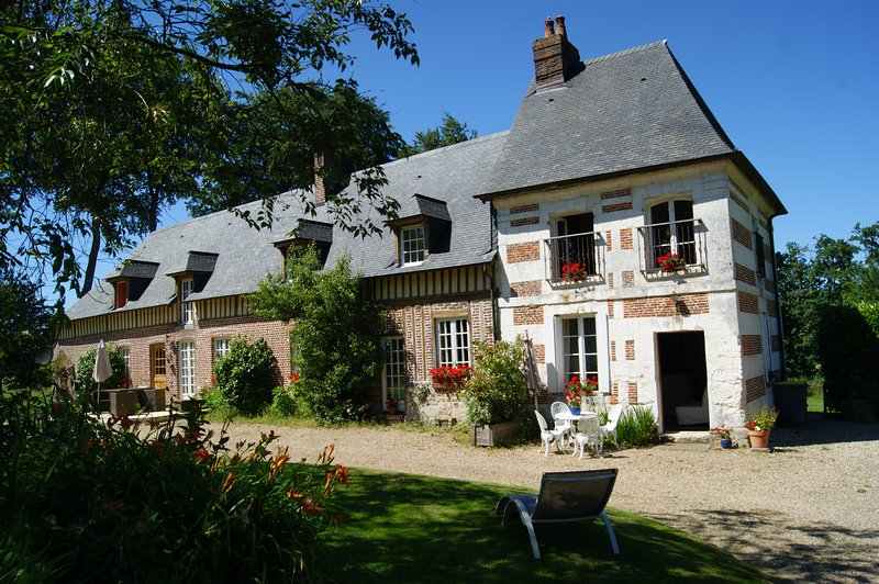 Gîte Normand de charme Les châtaigniers 2 chambres, holiday rental in Houquetot