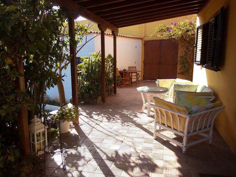 Beautiful house with sea view, holiday rental in San Sebastián de la Gomera