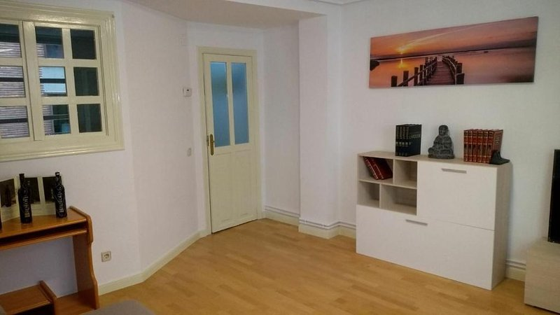 Beautiful apt with balcony & Wifi, holiday rental in Genevilla