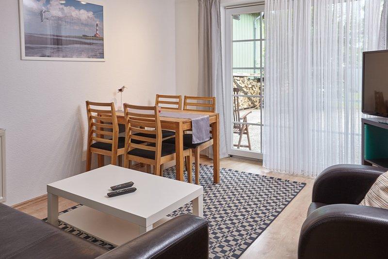 Ferienhof Stecher Wohnung 1 / Urlaub in der Nähe von St. Peter Ording, holiday rental in Pellworm
