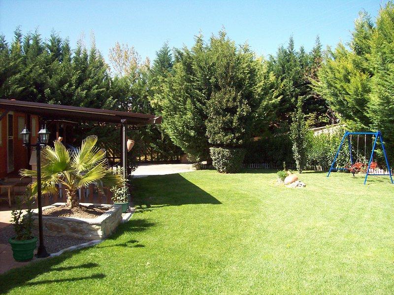 Alojamiento turístico en entorno rural Fuenmayor, Logroño, La Rioja, holiday rental in Abalos