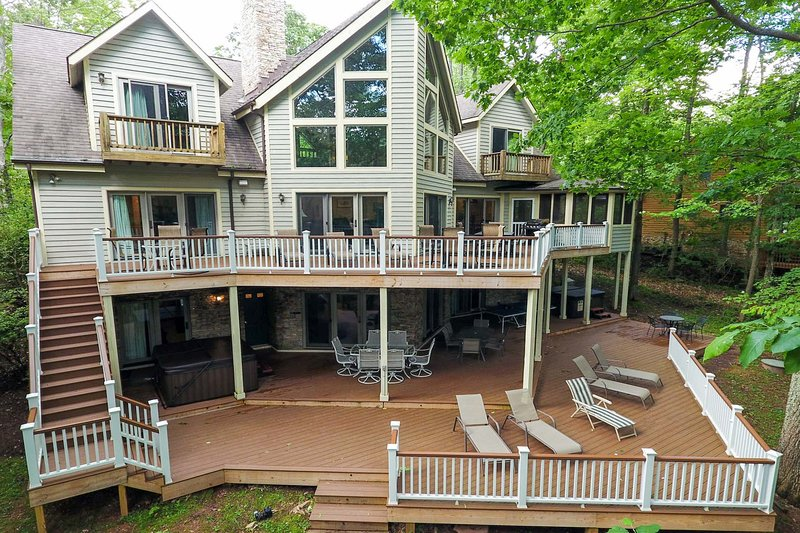 Lake Dreaming, vacation rental in McHenry