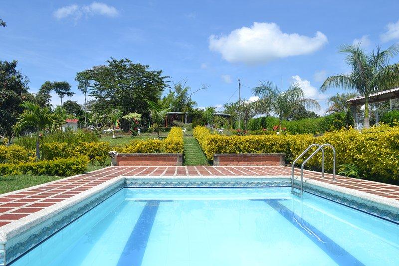 Centro Turístico Madre Tierra, alquiler de vacaciones en Popayán