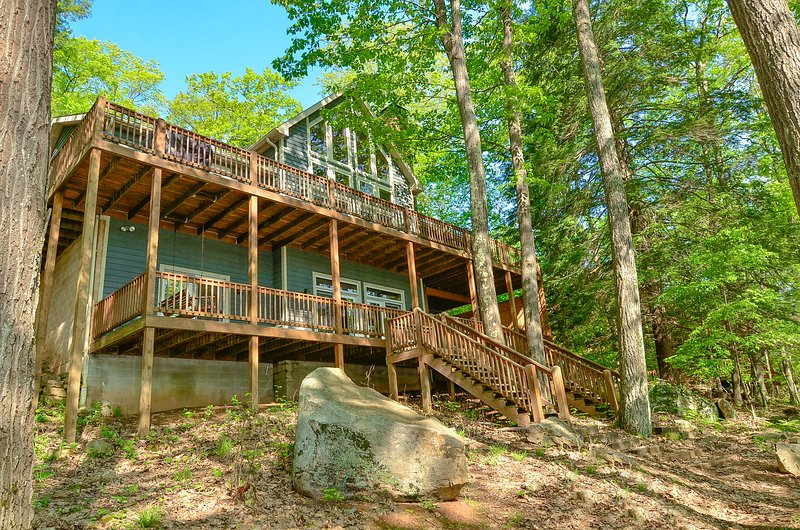 Wilderness Lodge, vacation rental in McHenry