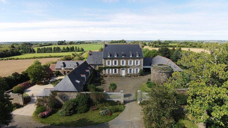 The Rumain, 22450 Hengoat - Manor Rumain -