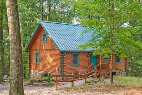 Hummingbird Cabin in the Hocking Hills, holiday rental in Sugar Grove