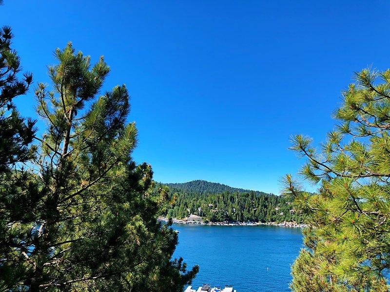 6500 sqft Lake&Mountains View Castle/Beach Club Pass, location de vacances à Lake Arrowhead