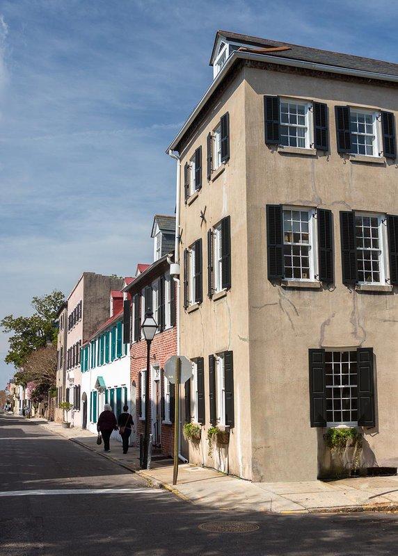Church Street Inn Charleston strade affascinanti
