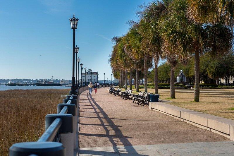 Church Street Inn Charleston Harbor Visualizzazioni