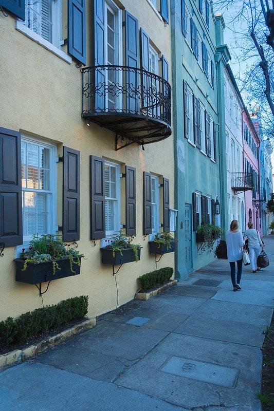 Church Street Inn Rainbow Row