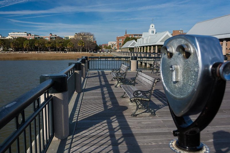 Charletson Waterfront Seating