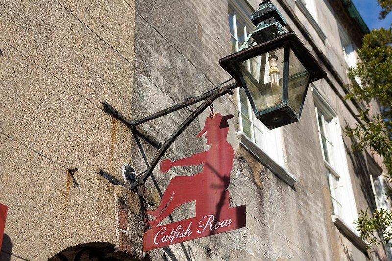 Church Street Inn Catfish Row