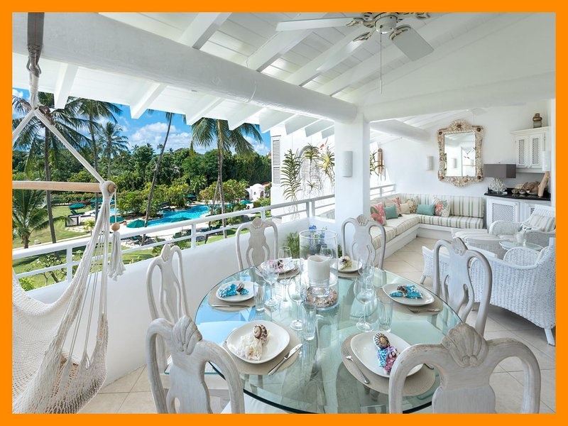 Glitter Bay 310 - Premium condo with private terrace and close to beach, vacation rental in Porters