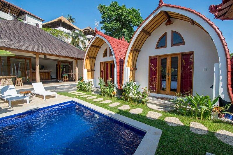 Balian Princess Villas DARNIE barn (1), holiday rental in Antap