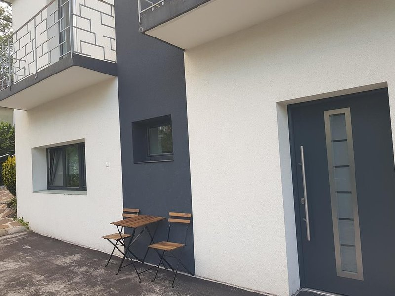 Apartment Parsch, vacation rental in Koppl