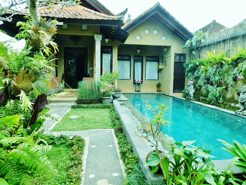Welcome to lovely Merta House - in the real Bali.