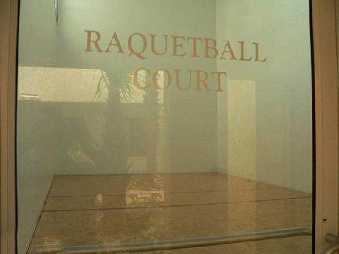 Watercrest Racquetball Court