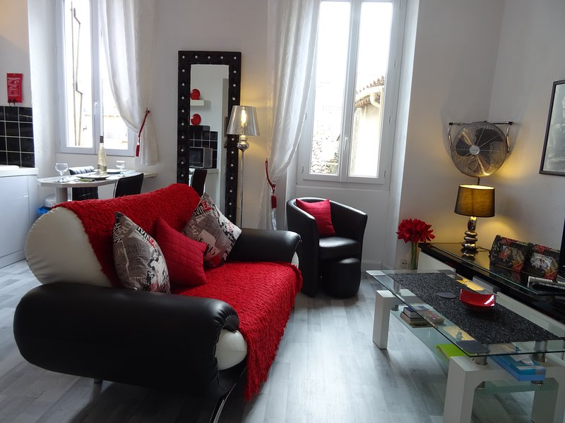 Apartment Cinema, vacation rental in Cannes