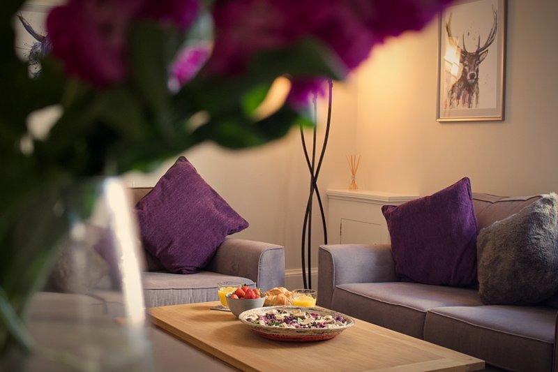 *NEW* Kirk View Luxury Apartment, holiday rental in Alva