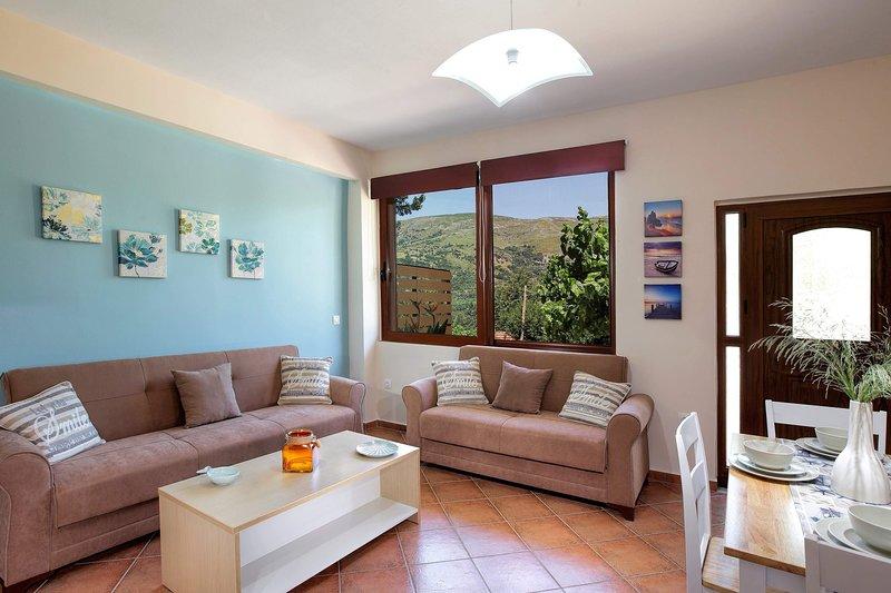 Stylish & Cozy Home, 20 minutes to Elafonisi Beach, vakantiewoning in Elafonissi