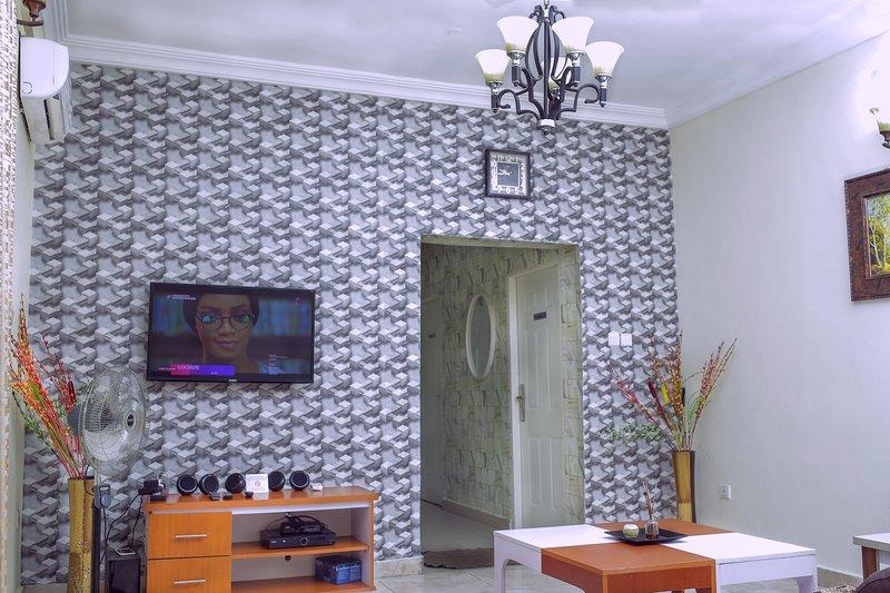 Geo Courts Residential & Short Let Services, alquiler vacacional en Lekki