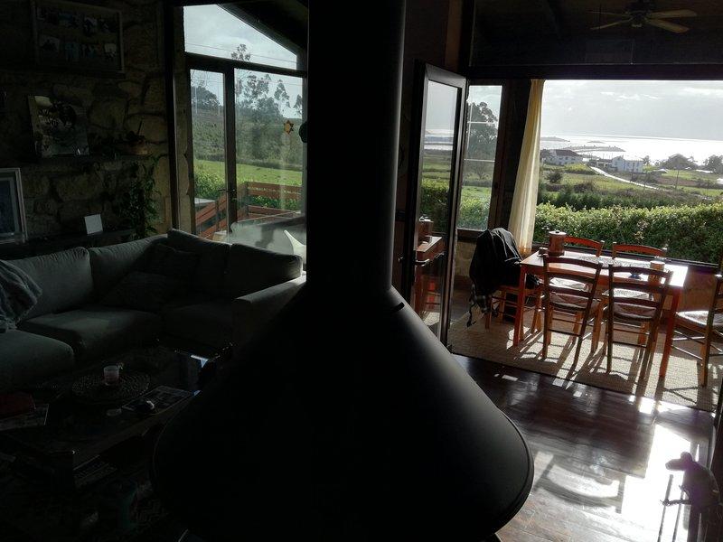 Alojamiento As Nereidas, alquiler de vacaciones en Provincia de Lugo