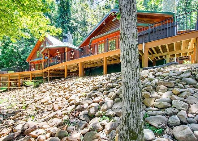 Amazing River Cabin