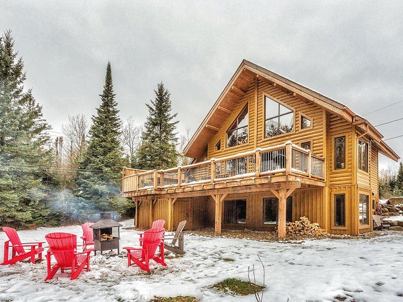 Le Mont-Tremblant 1 par Résidences Boutique, vacation rental in Val-des-Lacs