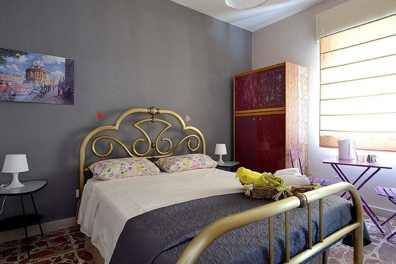 Camera Matrimoniale 1, casa vacanza a San Leone