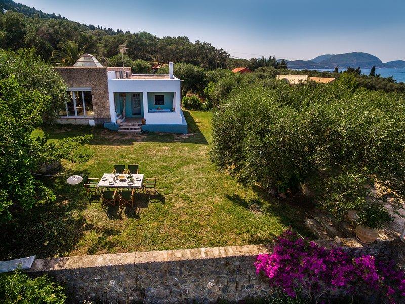 Villa Alcyoni top view