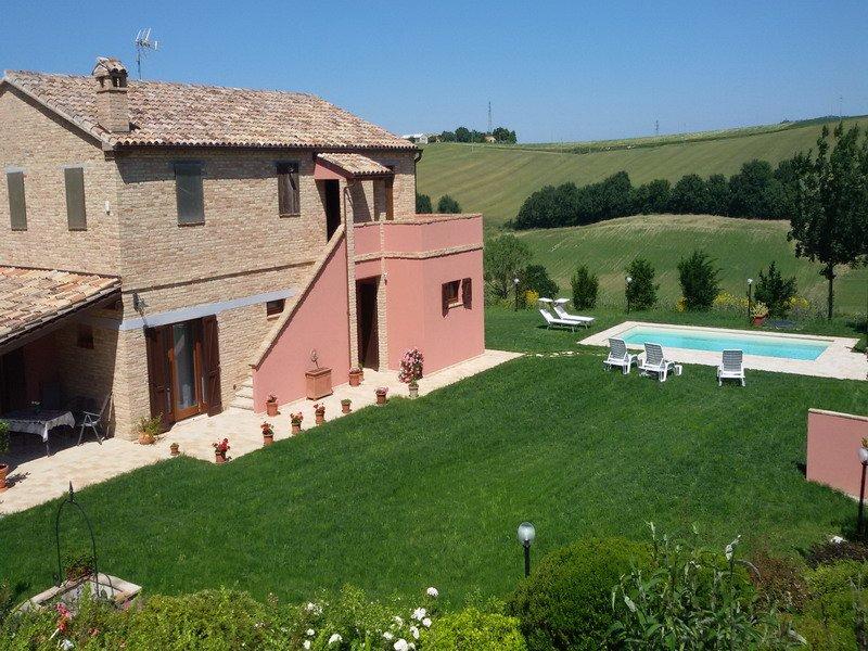 Casale Malatesta, vacation rental in Polverigi