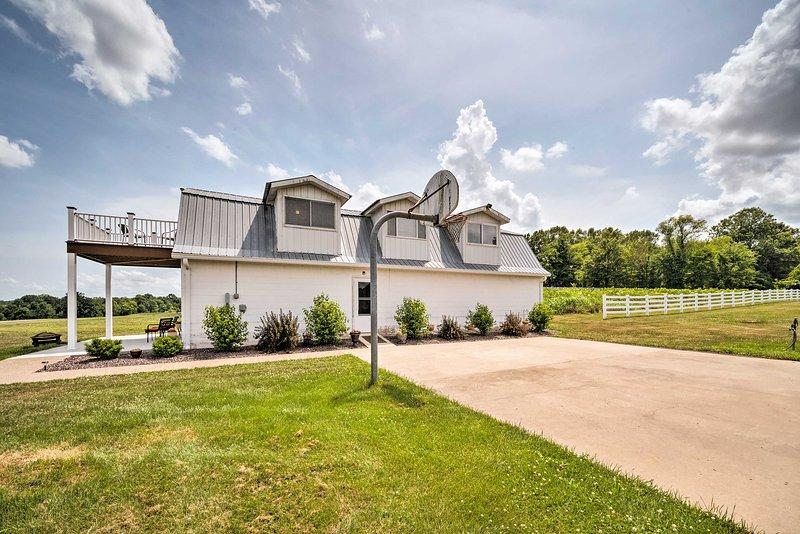 viviendo en esta casa Alquiler de vacaciones con Berger experiencia en el país!