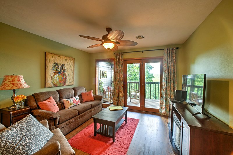 You'll have all the comforts of home plus on-site amenities, including pools!