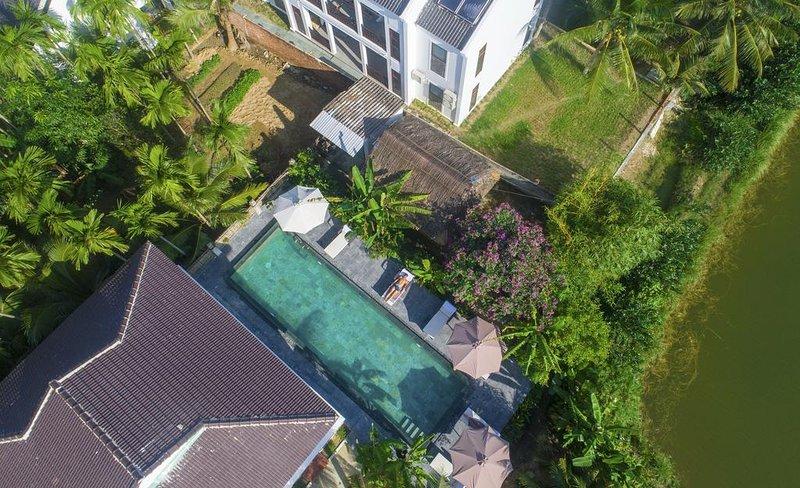 Hoi An Luna Villa (6), alquiler vacacional en Cham Island