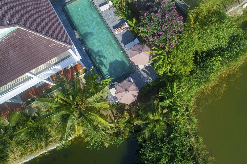 Hoi An Luna Villa - Double  with Garden View (2), holiday rental in Cham Island